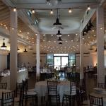McCoy Equestrian Center Bistro Indoor lighting